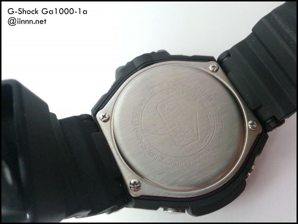 G-Shock ga1000-1a